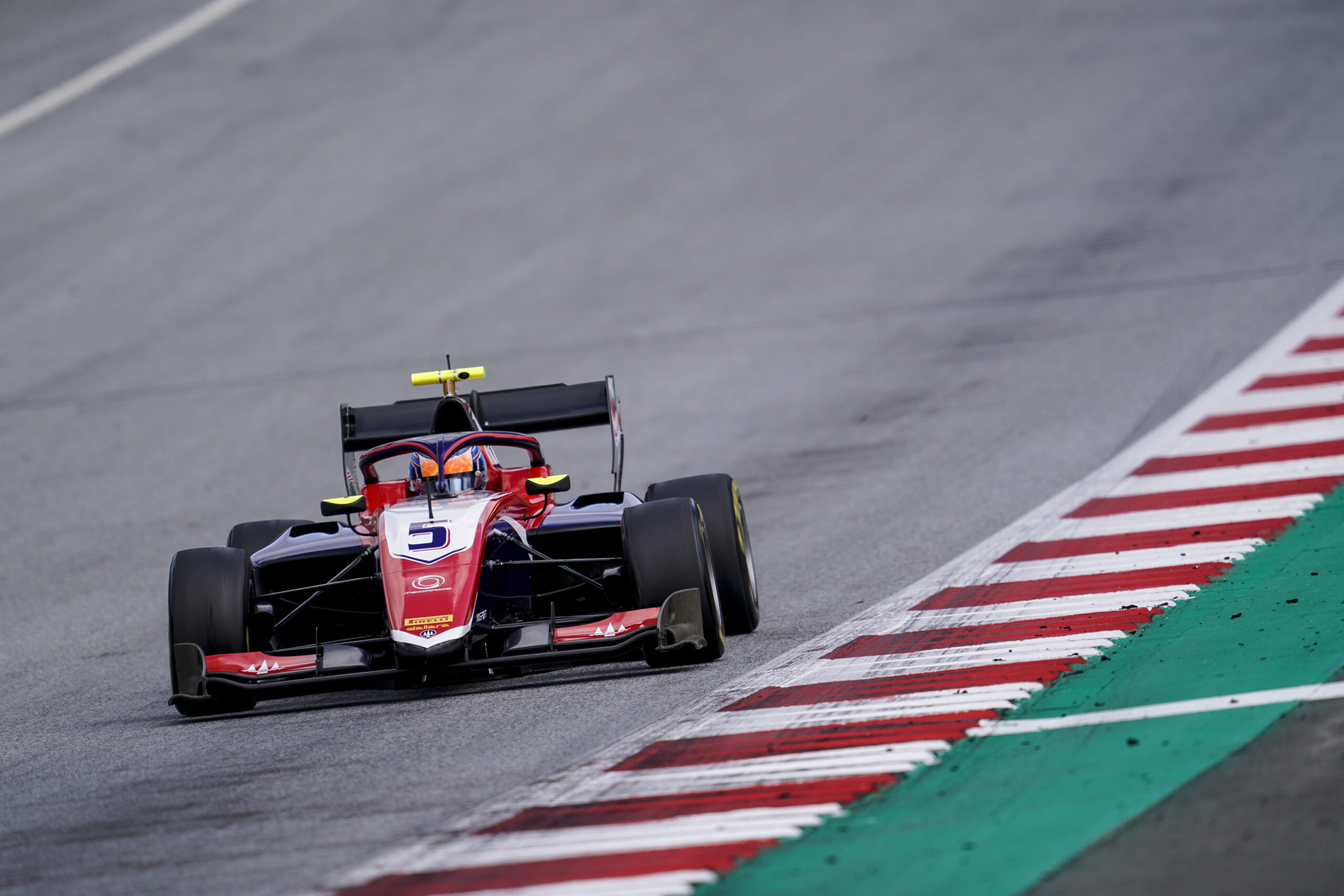 Red Bull Ring | Official FIA Formula 3 Test